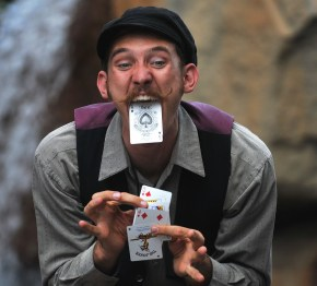 Bad luck in Covent Garden, or why I'm now terrified of magicians